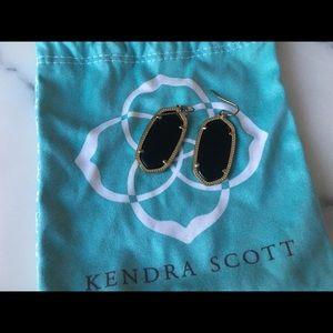 Kendra Scott earrings with bag